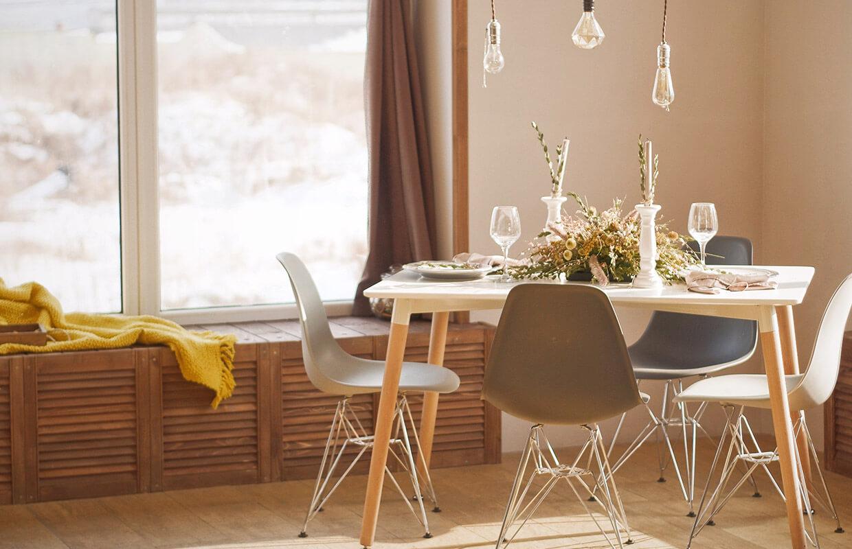 Interior Ruang Makan Murah & Berkualitas - Kamayel Interior Design